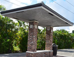 City of Plantation Bus Shelters